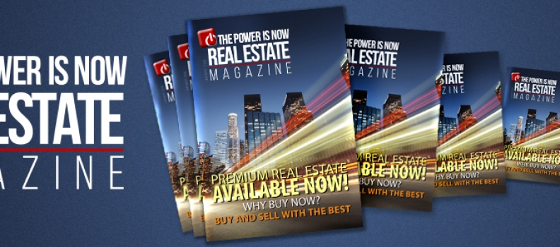 The Power Is Now Real Estate Magazine January 2016