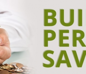 Building Personal Savings
