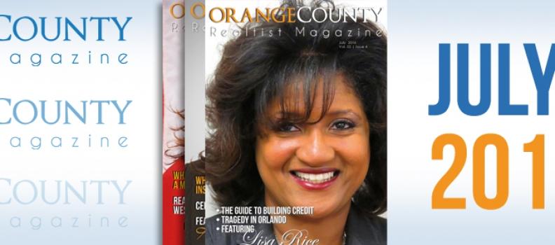 OC Realtist Magazine – July 2016