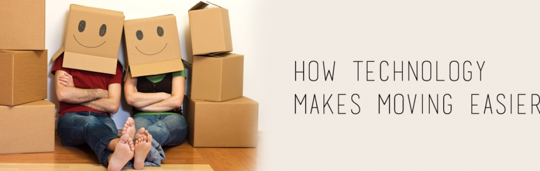 How Technology Makes Moving Easier