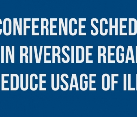 Press Conference Scheduled for June 17 in Riverside Regarding Efforts to Reduce Usage of Illegal Fireworks