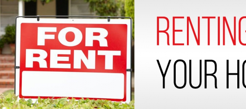 What to consider before renting out your house