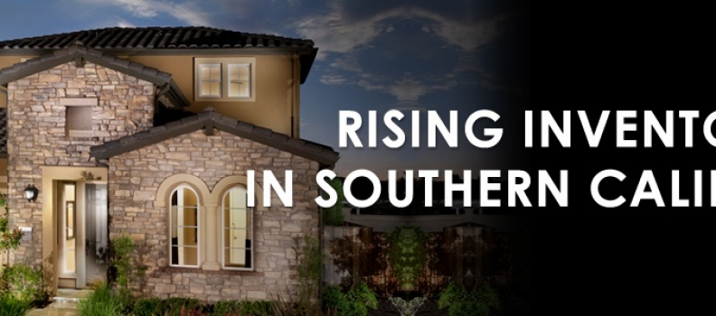 Rising Inventory in Southern California