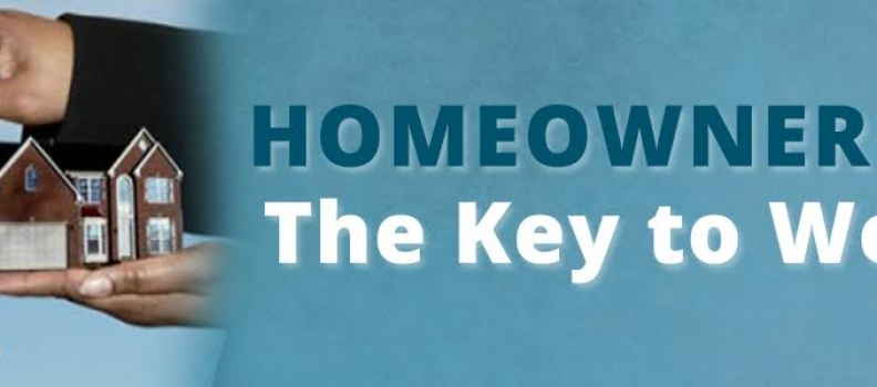 Homeownership: The Key to Wealth