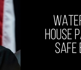 Waters Applauds House Passage of the SAFE Banking Act